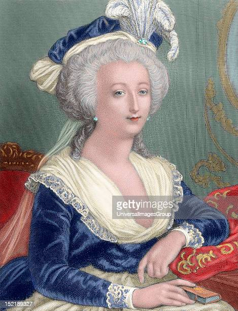 Marie Antoinette Wife of Louis XVI and Queen of France Since the beginning of the French Revolution was the top representative of the conservative...