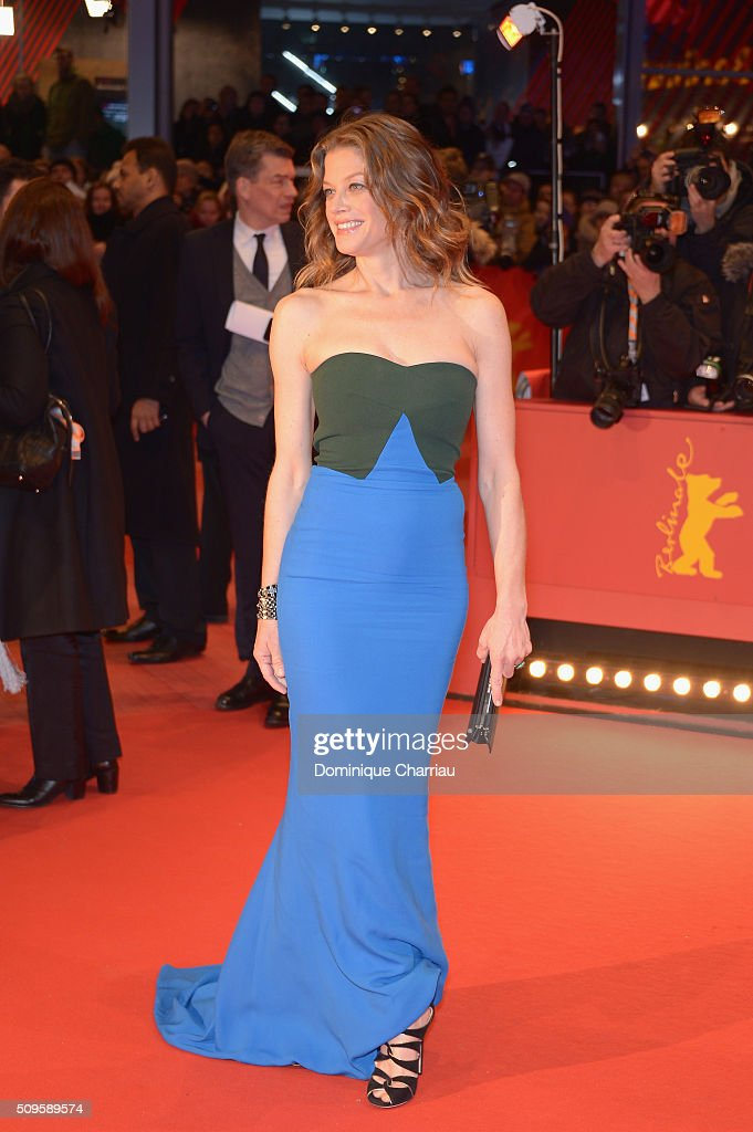 <a gi-track='captionPersonalityLinkClicked' href=/galleries/search?phrase=Marie+Baeumer&family=editorial&specificpeople=816079 ng-click='$event.stopPropagation()'>Marie Baeumer</a> attends the 'Hail, Caesar!' premiere during the 66th Berlinale International Film Festival Berlin at Berlinale Palace on February 11, 2016 in Berlin, Germany.