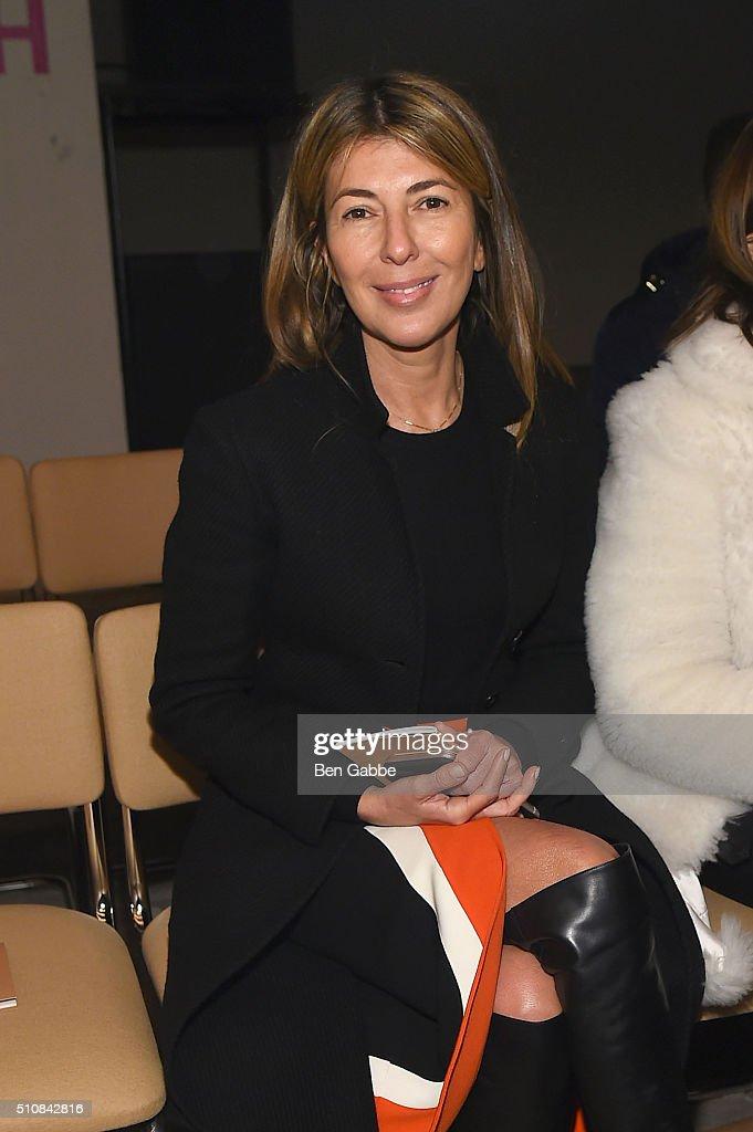 Boss Womenswear - Front Row - Fall 2016 New York Fashion Week: The Shows