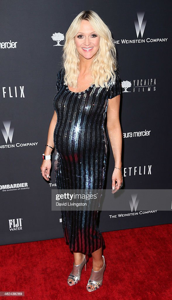 Marie Claire Senior Fashion Editor Zanna Roberts Rassi attends The Weinstein Company's 2014 Golden Globe Awards After Party at The Beverly Hilton hotel on January 12, 2014 in Beverly Hills, California.