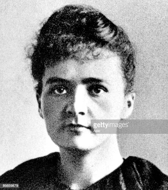 Marie Curie french physicist physics and chemistry Nobel Prize here in 1894