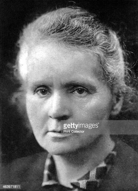 Marie Curie Polishborn French physicist 1926 In 1898 Curie and her husband Pierre discovered two new elements polonium and radium Marie did most of...