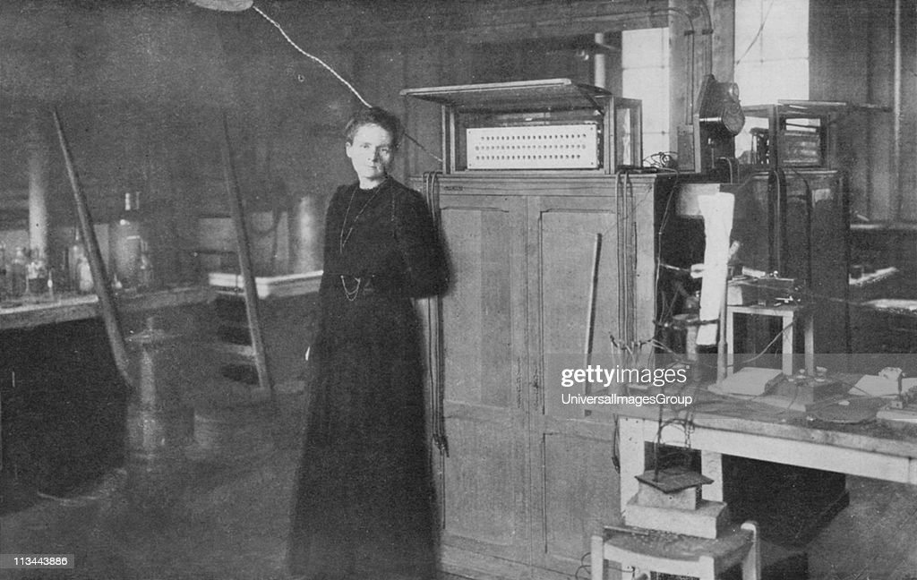 a biography of marie curie a physicist and chemist Happy birthday, madame curie marie curie was born this day in 1867 you  might know her as a pioneering chemist and physicist -- the first.