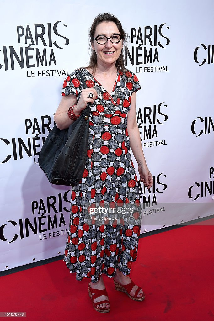 Marie Darrieussecq attends the Festival Paris Cinema Opening Ceremony at Cinema Gaumont Capucine on July 3, 2014 in Paris, France.