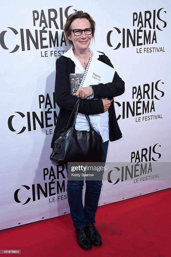 Marie Despleschin attends the Festival Paris Cinema Opening Ceremony at Cinema Gaumont Capucine on July 3, 2014 in Paris, France.
