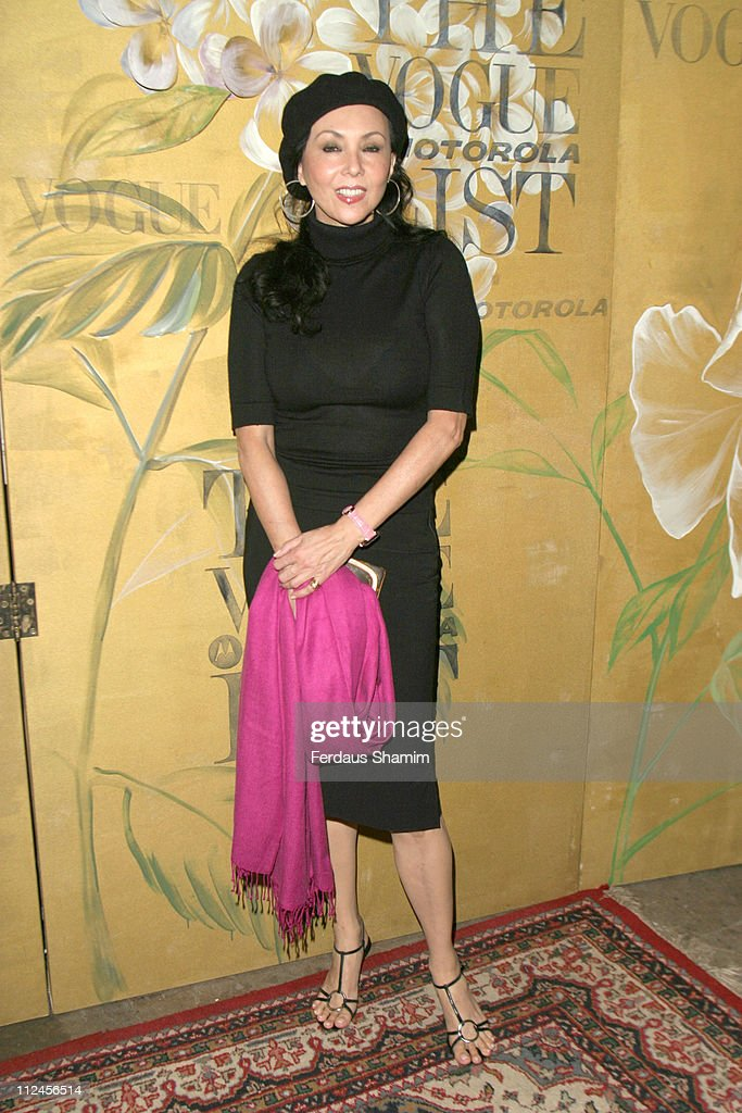 Vogue and Motorola - Private VIP Party - Arrivals