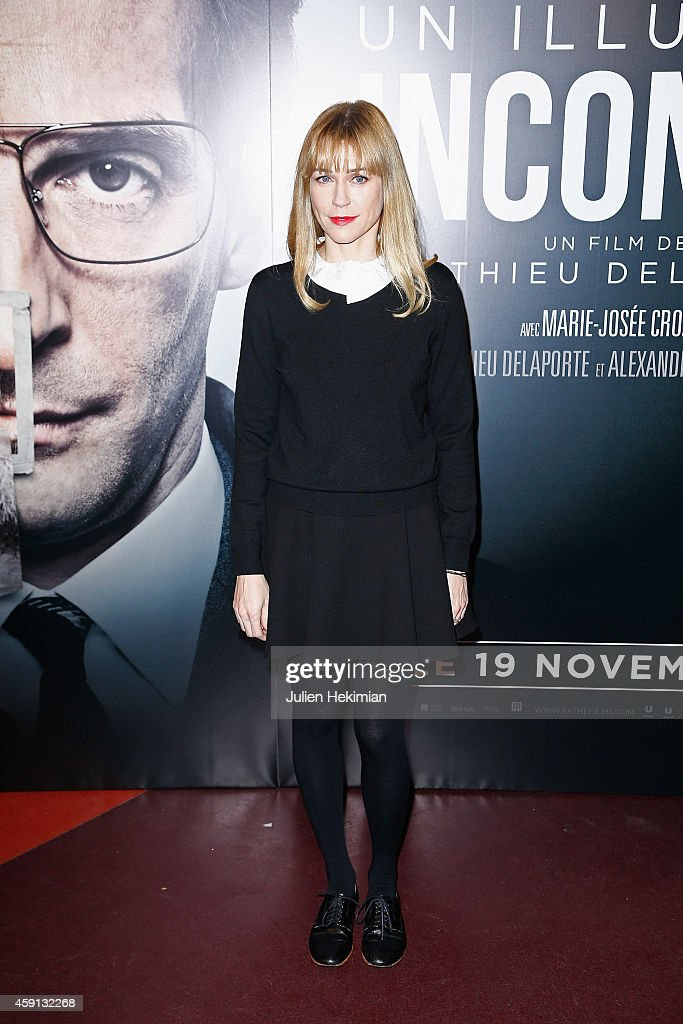 'Un Illustre Inconnu' Paris Premiere At Gaumont Opera Capucines