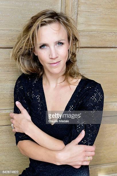 Marie Kremer actress at the First St Jean de Luz International Film Festival