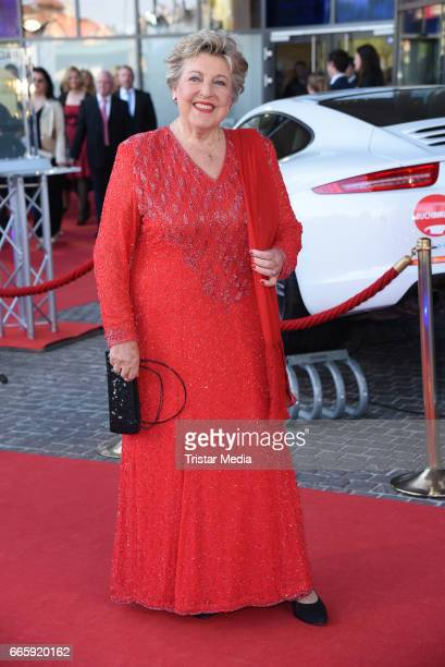 Marie Luise Marjan attends the Radio Regenbogen Award 2017 at EuropaPark on April 7 2017 in Rust Germany
