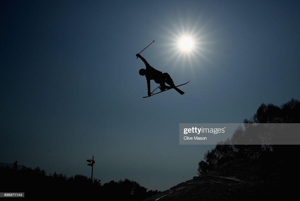 FIS Freestyle Ski World Cup 2016/17 - Halfpipe - Training