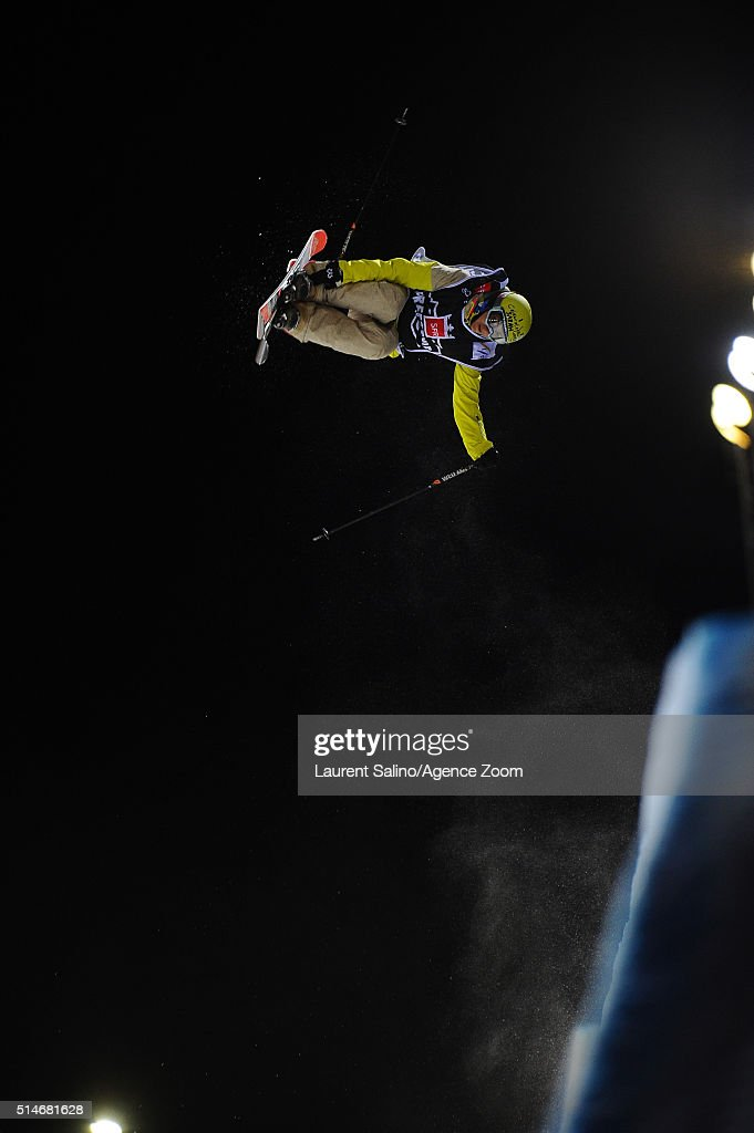 FIS Freestyle Ski World Cup - Men's and Women's Halfpipe