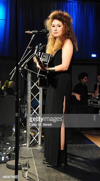Marie Naffah attends Spectrum 2014 an annual fundraising event in support of the National Autistic Society to launch World Autism Awareness Month in...
