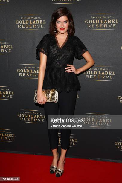 Marie Nasemann attended JOHNNIE WALKER GOLD LABEL RESERVE and Vanity Fair's glamourous event during the Venice Film Festival The gold event revealed...