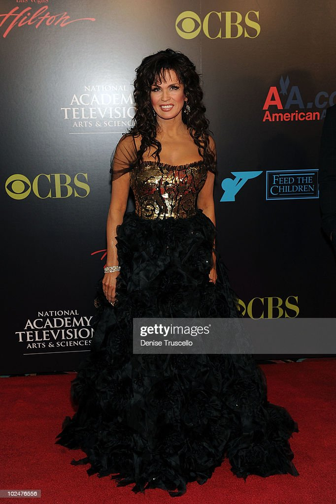 <a gi-track='captionPersonalityLinkClicked' href=/galleries/search?phrase=Marie+Osmond&family=editorial&specificpeople=217477 ng-click='$event.stopPropagation()'>Marie Osmond</a> arrives at the 37th Annual Daytime Emmy Awards at Las Vegas Hilton on June 27, 2010 in Las Vegas, Nevada.