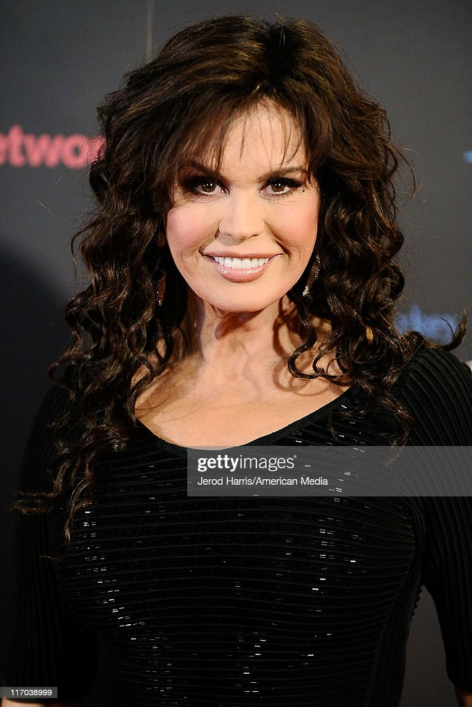 Marie Osmond arrives at the 38th Annual Daytime Entertainment Emmy Awards for Soap Opera Weekly - Arrivals on June 19, 2011 in Las Vegas, Nevada.