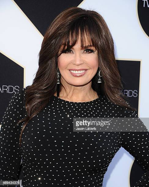 Marie Osmond attends the 2015 TV LAND Awards at Saban Theatre on April 11 2015 in Beverly Hills California