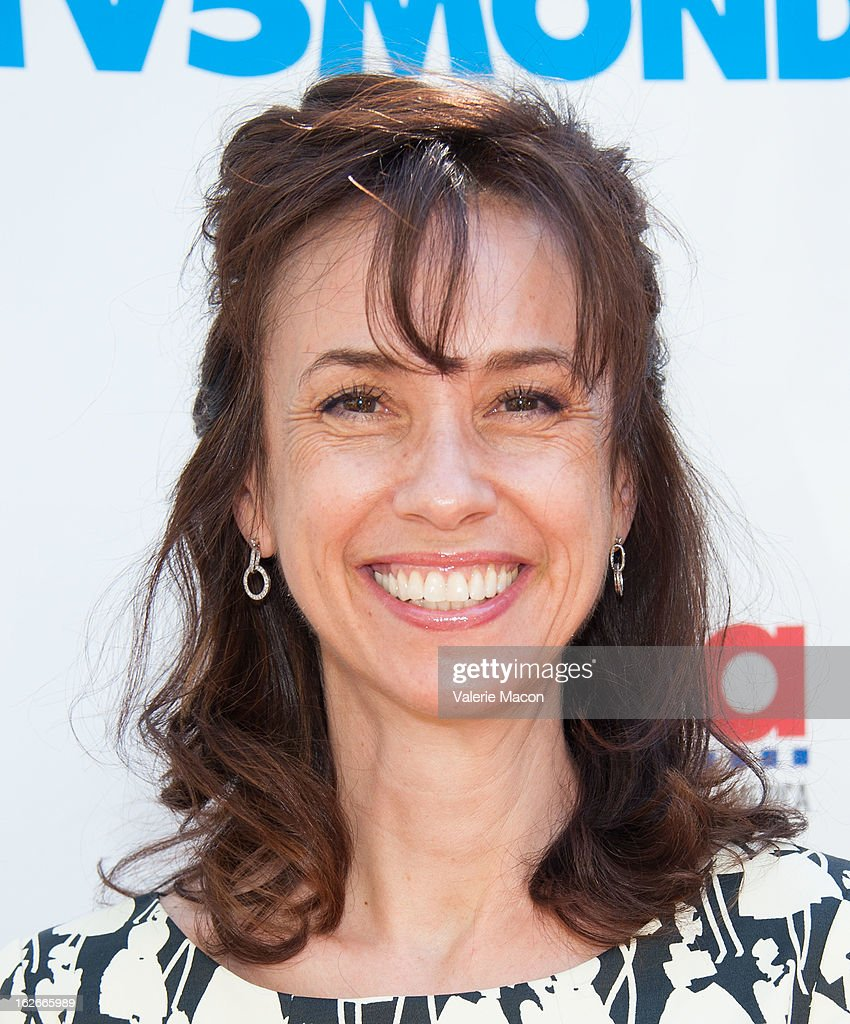 Marie Zamora attends The Consul General Of France, Mr. Axel Cruau, reception in Honor of The French Nominees For The 85th Annual Academy Awards at French Consulate's Home on February 25, 2013 in Beverly Hills, California.