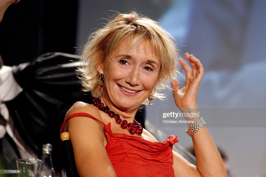 Marie-Anne Chazel during 2004 St Tropez TV Festival - Evening Award in St Tropez, France.