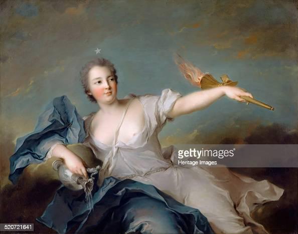 MarieAnne de Nesle marquise de La Tournelle duchesse de Châteauroux Found in the collection of Musée de l'Histoire de France Château de Versailles