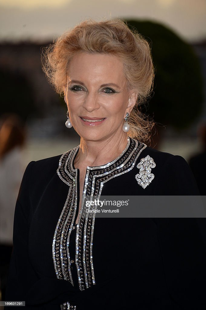 Marie-Christine of Kent attends the Dinner At 'Fondazione Cini, Isola Di San Giorgio' during the 2013 Venice Biennale on May 29, 2013 in Venice, Italy.