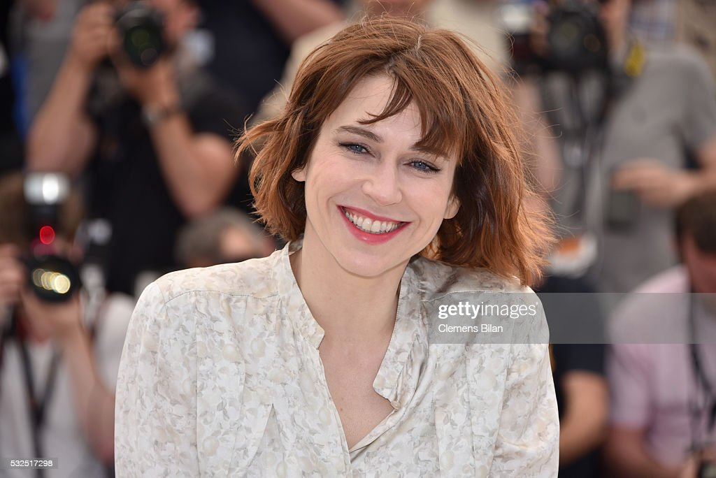 MarieJosee Croze attends the Jury De La Cinefondation Des Courts Metrages Photocall during the 69th annual Cannes Film Festival at the Palais des...