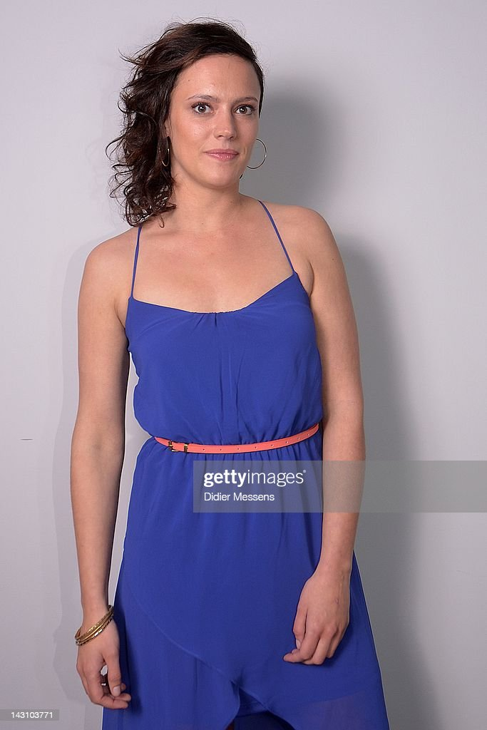 Marieke Dilles poses during the Antwerp premiere of 'Weekend At The Sea' (Weekend Aan Zee) at Metropolis on April 18, 2012 in Antwerpen, Belgium.