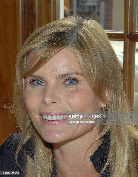 Mariel Hemingway at the 'Ladies Who Launch Live' at the Altman Building in New York City on October 18 2007