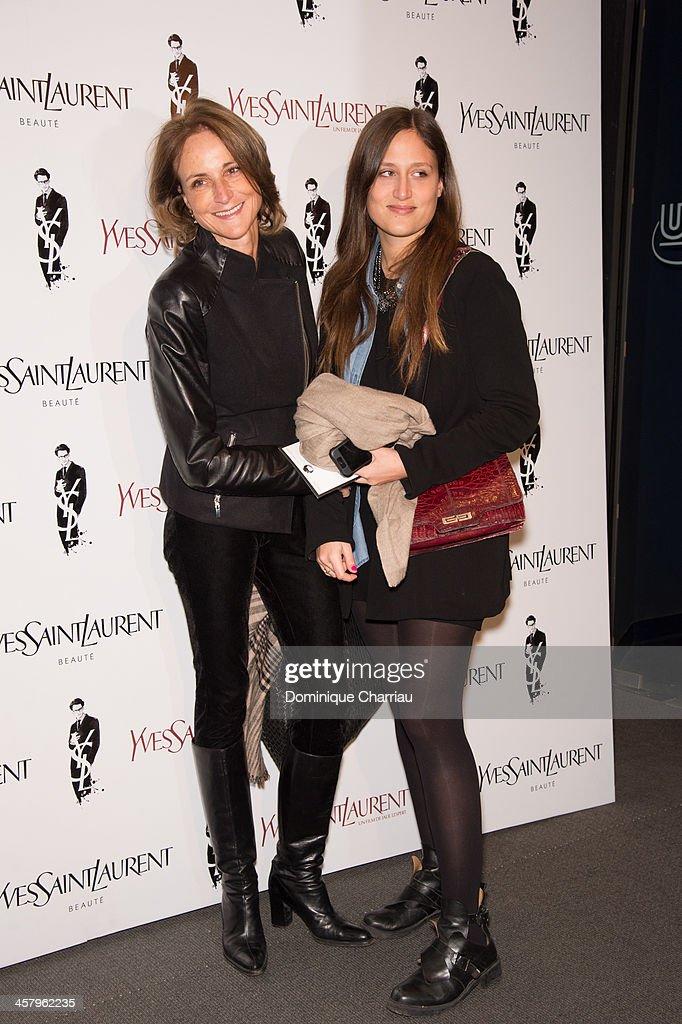 'Yves Saint Laurent' Paris Premiere At UGC Normandie ...