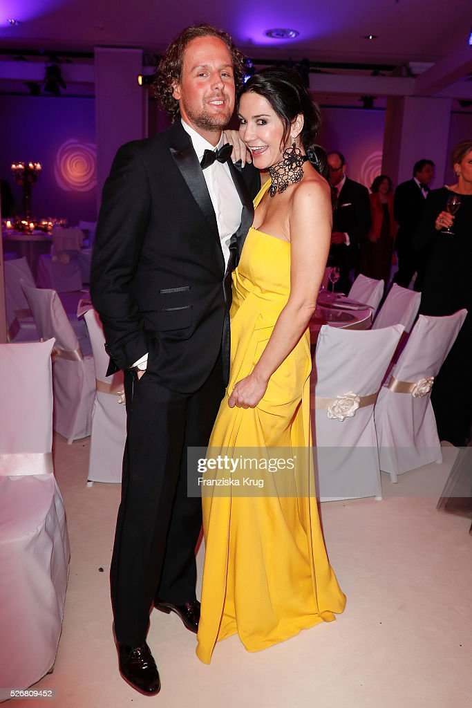 <a gi-track='captionPersonalityLinkClicked' href=/galleries/search?phrase=Mariella+Ahrens&family=editorial&specificpeople=206438 ng-click='$event.stopPropagation()'>Mariella Ahrens</a> and Sebastian Esser attend the Rosenball 2016 on April 30, 2016 in Berlin, Germany.