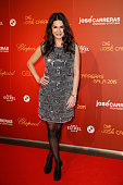 Mariella Ahrens attends the 21th Annual Jose Carreras Gala at Hotel Estrel on December 17 2015 in Berlin Germany