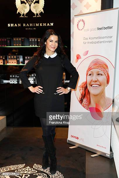 Mariella Ahrens attends the Shan's Beauty Dinner on December 13 2016 in Berlin Germany
