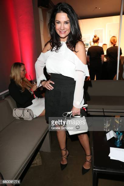 Mariella Ahrens during the New Faces Award Film at Haus Ungarn on April 27 2017 in Berlin Germany