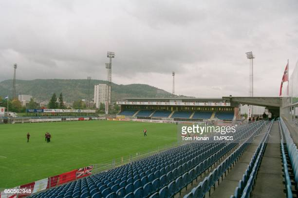 Marienlyst Stadium home of Stromsgodset