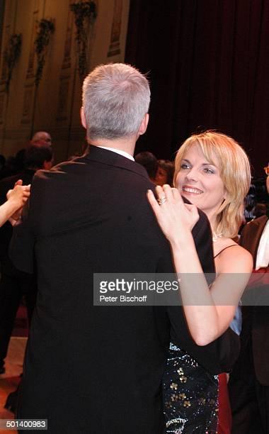 Marietta Slomka Ehemann Christof Lang 1 Dresdner 'SemperOpernball' 'Semper Oper' Dresden Sachsen Deutschland Europa Tanz tanzen Ehefrau Promi BB DIG...