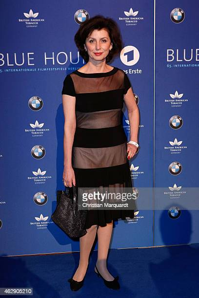 Marijam Agischewa attends the Blue Hour Reception during the 65th Berlinale International Film Festival on February 6 2015 in Berlin Germany