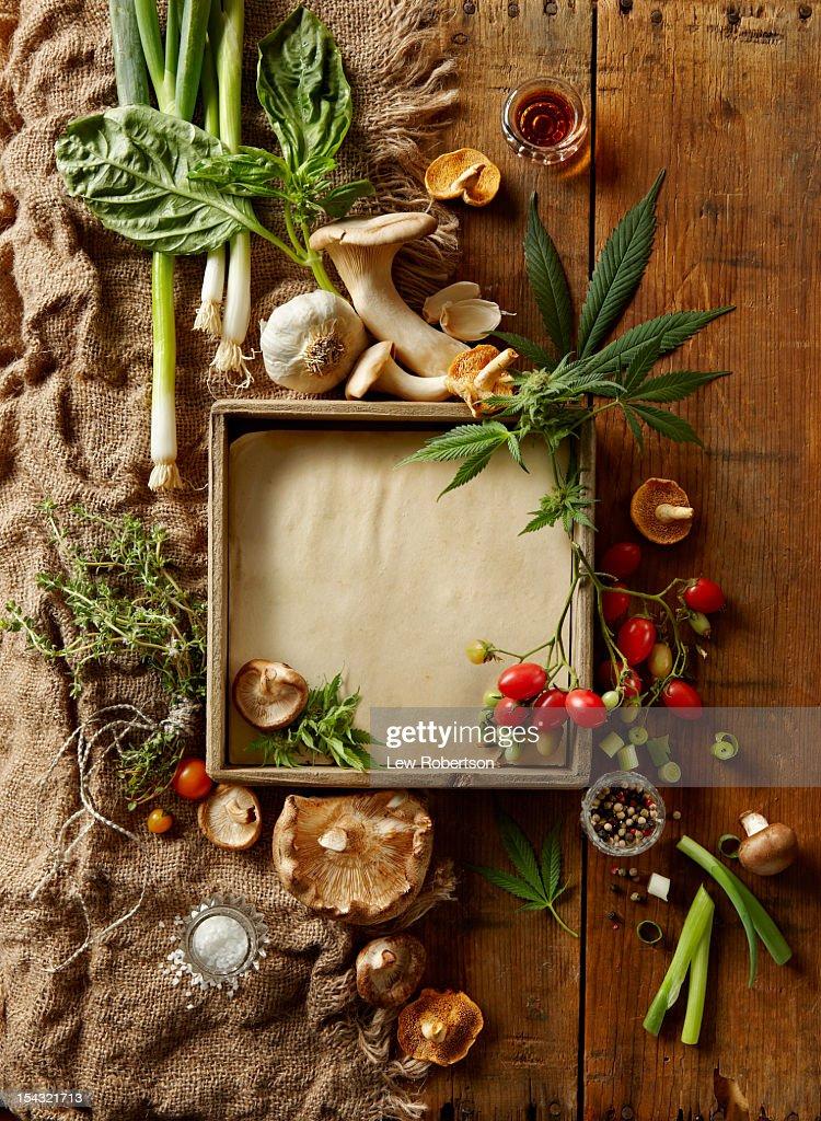 Marijuana & Vegetables