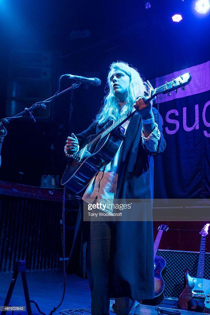 Marika Hackman Performs At The Sugarmill, Stoke-on-Trent