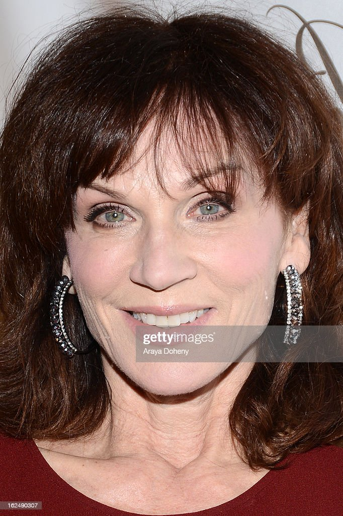 <a gi-track='captionPersonalityLinkClicked' href=/galleries/search?phrase=Marilu+Henner&family=editorial&specificpeople=213140 ng-click='$event.stopPropagation()'>Marilu Henner</a> arrives at the 1st Annual Borgnine Movie Star Gala at Sportsmen's Lodge on February 23, 2013 in Studio City, California.