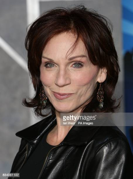Marilu Henner arrives at the premiere for new film Hannah Montana and Miley CyrusBest of Both Worlds Concert at the El Capitan Theatre Los Angeles