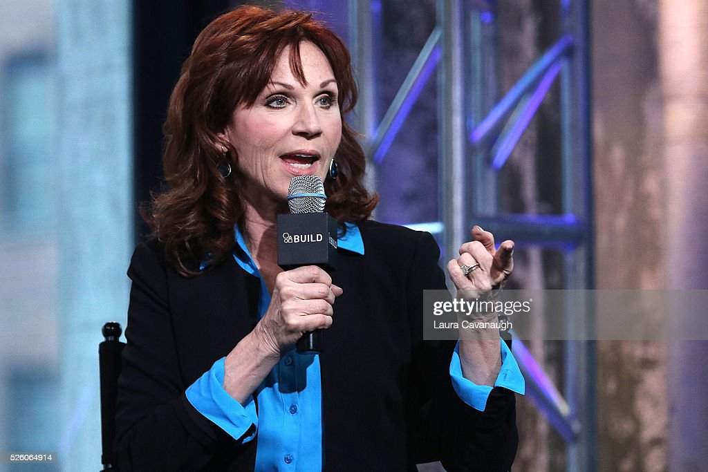<a gi-track='captionPersonalityLinkClicked' href=/galleries/search?phrase=Marilu+Henner&family=editorial&specificpeople=213140 ng-click='$event.stopPropagation()'>Marilu Henner</a> attends AOL Build Speaker Series to discuss 'Changing Normal: How I Helped My Husband Beat Cancer' at AOL Studios In New York on April 29, 2016 in New York City.