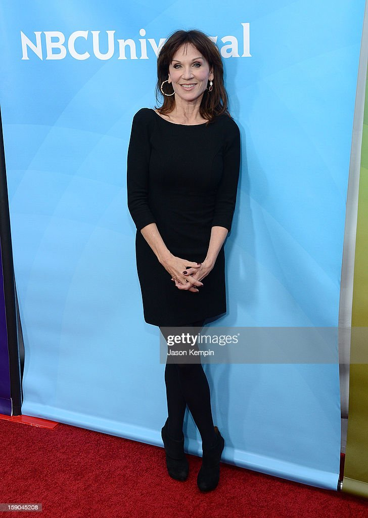 Marilu Henner attends NBCUniversal's '2013 Winter TCA Tour' Day 1 at Langham Hotel on January 6, 2013 in Pasadena, California.