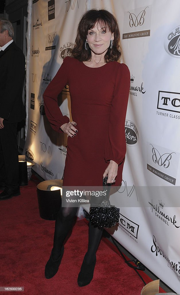 Marilu Henner attends The Borgnine Movie Star Gala at Sportsmen's Lodge Event Center on February 23, 2013 in Studio City, California.