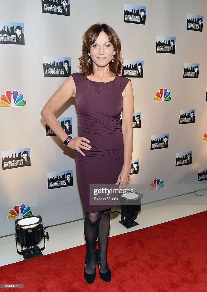 Marilu Henner attends the 'Celebrity Apprentice All Stars' Season 13 Press Conference at Jack Studios on October 12, 2012 in New York City.