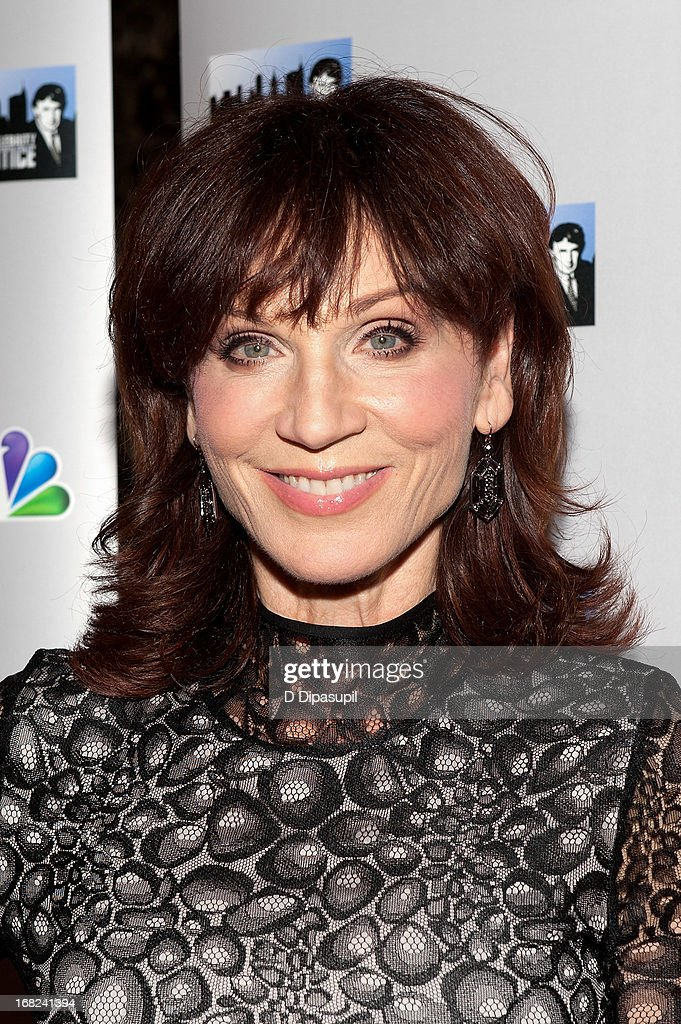 Marilu Henner attends 'The Celebrity Apprentice All-Stars' Red Carpet at Trump Tower on May 7, 2013 in New York City.