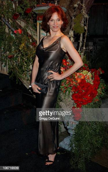 Marilu Henner during Academy Awards Celebration Dinner By Children Uniting Nations The Creative Coalition and Rock The Vote at The House of Blues in...