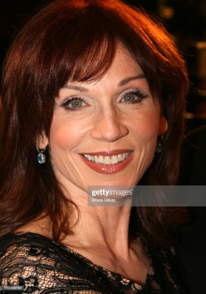 Marilu Henner during Chicago 10th Anniversary on Broadway at The Ambassador Theater in New York NY United States