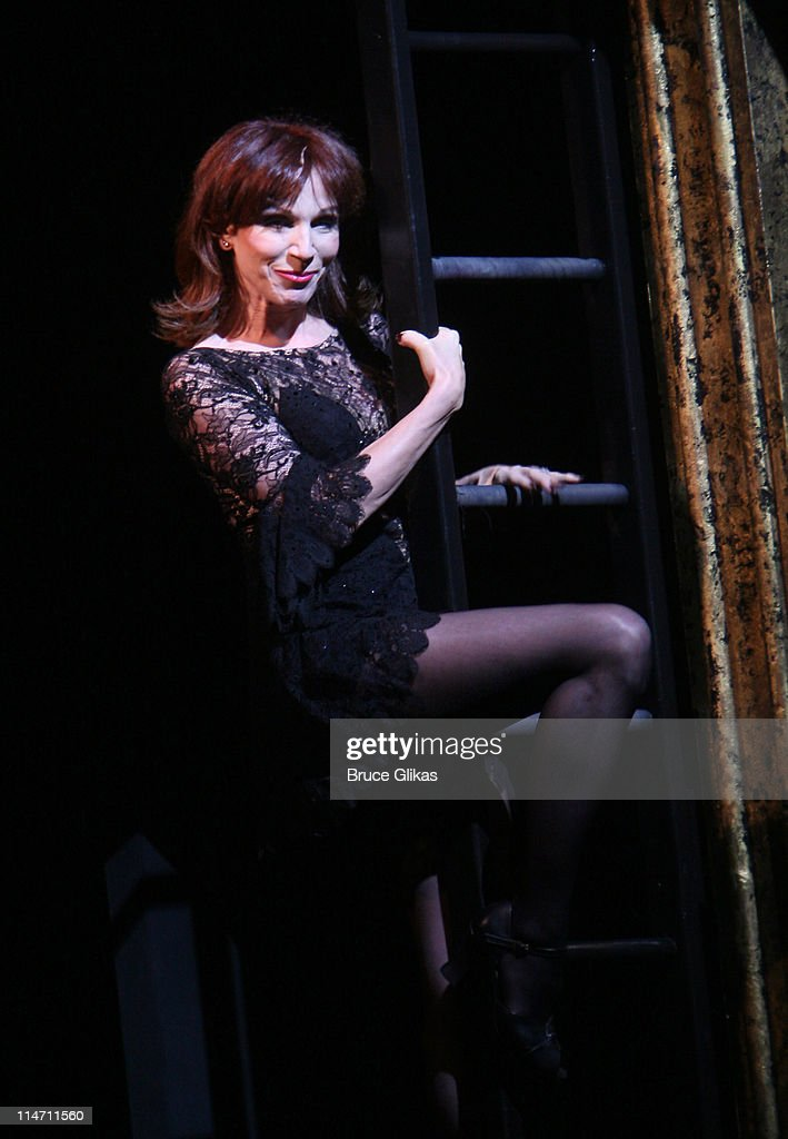 Marilu Henner during 'Chicago' Celebrates its 10th Anniversary on Broadway Dress Rehearsal at Ambassador Theater in New York City New York United...