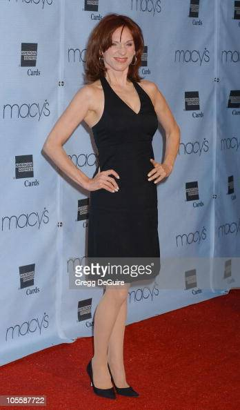 Marilu Henner during Macy's and American Express Passport Gala Arrivals at Barker Hangar in Santa Monica California United States