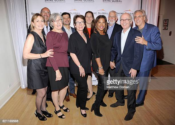 Marilyn DeLuca Al Cattibiani Susan MacLaury Don Melnick Susan Ringo Kay Wright Andriene Lopez Bill MacArthur Robert Baker and Albie Hecht attend the...