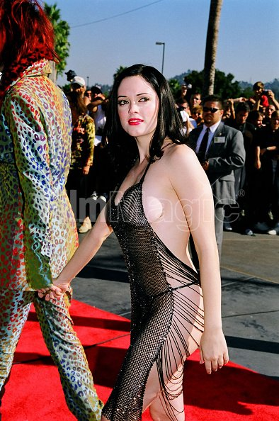 Marilyn Manson And Rose Mcgowan Filmmagic 77220429
